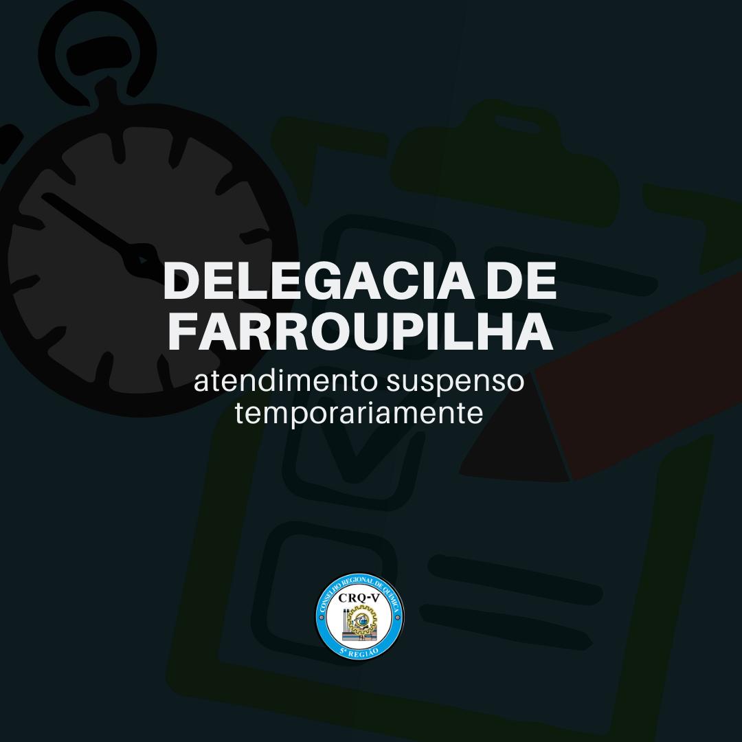DELEGACIA DE FARROUPILHA SEM ATENDIMENTO