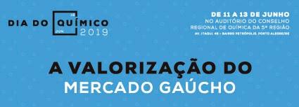 DIA DO QUÍMICO 2019 - Semana de palestras